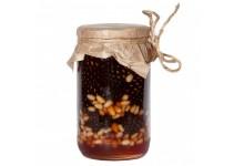 Совместная закупка - Варенье из сосновой шишки и ядер кедр ореха, 440 г