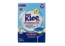 Совместная закупка - Таблетки для посудомоечной машины Klee 2,04 кг (90+12 шт)