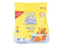 Совместная закупка - Стиральный порошок Ушастый нянь для стирки детского белья (2,4 кг)