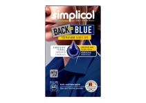 Совместная закупка - Тёмно-синяя краска для восстановления цвета синей одежды Simplicol ВACK TO BLUE 400 г.
