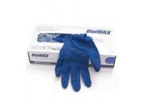 Совместная закупка - Перчатки латексные Unimax темно-синие 50шт (10) Ардейл арт. 17, (размеры L / M)