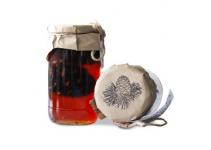 Совместная закупка - Варенье из молодой кедровой шишки, 440 г