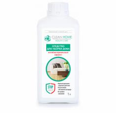 Средство для уборки дома CLEAN HOME Антибактериальный эффект, 1 л