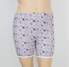 Панталоны женские 9/1 короткие, хлопок 100%(интерлок), размеры: 58, 60